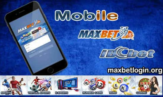 Login Maxbet Ibcbet Via Mobile