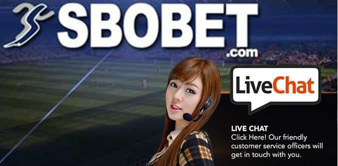 customer service sbobet online